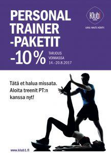 PT kampanja -10%